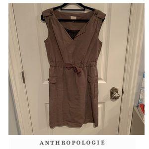 Anthropologie Collique Brand Cargo Dress